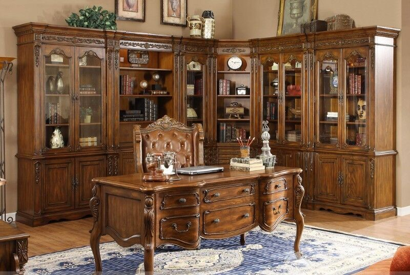 New Mixed Antique Reproduction Furniture