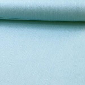 Sky Mid Blue Plain Bedroom Nursery Kids Boys Free Match Smooth Vinyl Wallpaper