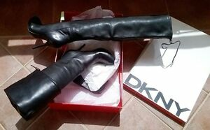 Stivali-overknee-DKNY-colore-nero-numero-38