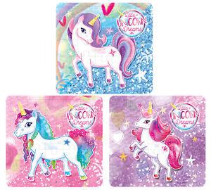 6-Unicornio-Rompecabezas-Pinata-Juguete-Saquear-Relleno-Bolsa-Fiesta-Boda-Ninos