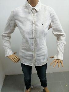 Camicia-GANT-Donna-Taglia-Size-40-Shirt-Woman-Chemise-Maglia-Polo-cotone-5550