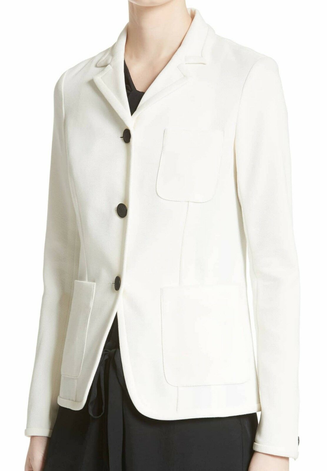 Rag & Bone Women's Redgrave Blazer, W274427TO, Cream, Size 00