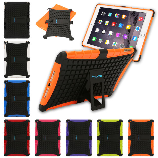 Heavy Duty Hybrid Shockproof Dustproof Armor Hard Case Cover for iPad Phone