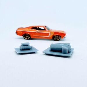 Fury Road Engine 1:64 Scale Custom Accessory