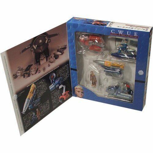 Hot Wheels Classic Thunderbirds Japan Import Set 3