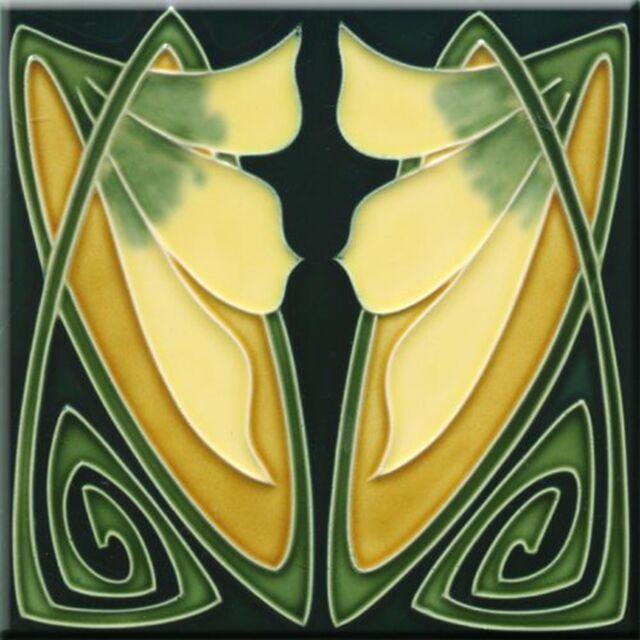 Kangaroo  Decorative Ceramic Wall Art Tile 4x4
