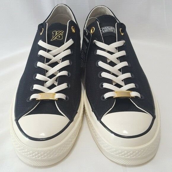 e0fd6efd1b7f2f Men s Converse 70 Ox Size 12 Black White Basketball Shoes 161408c for sale  online