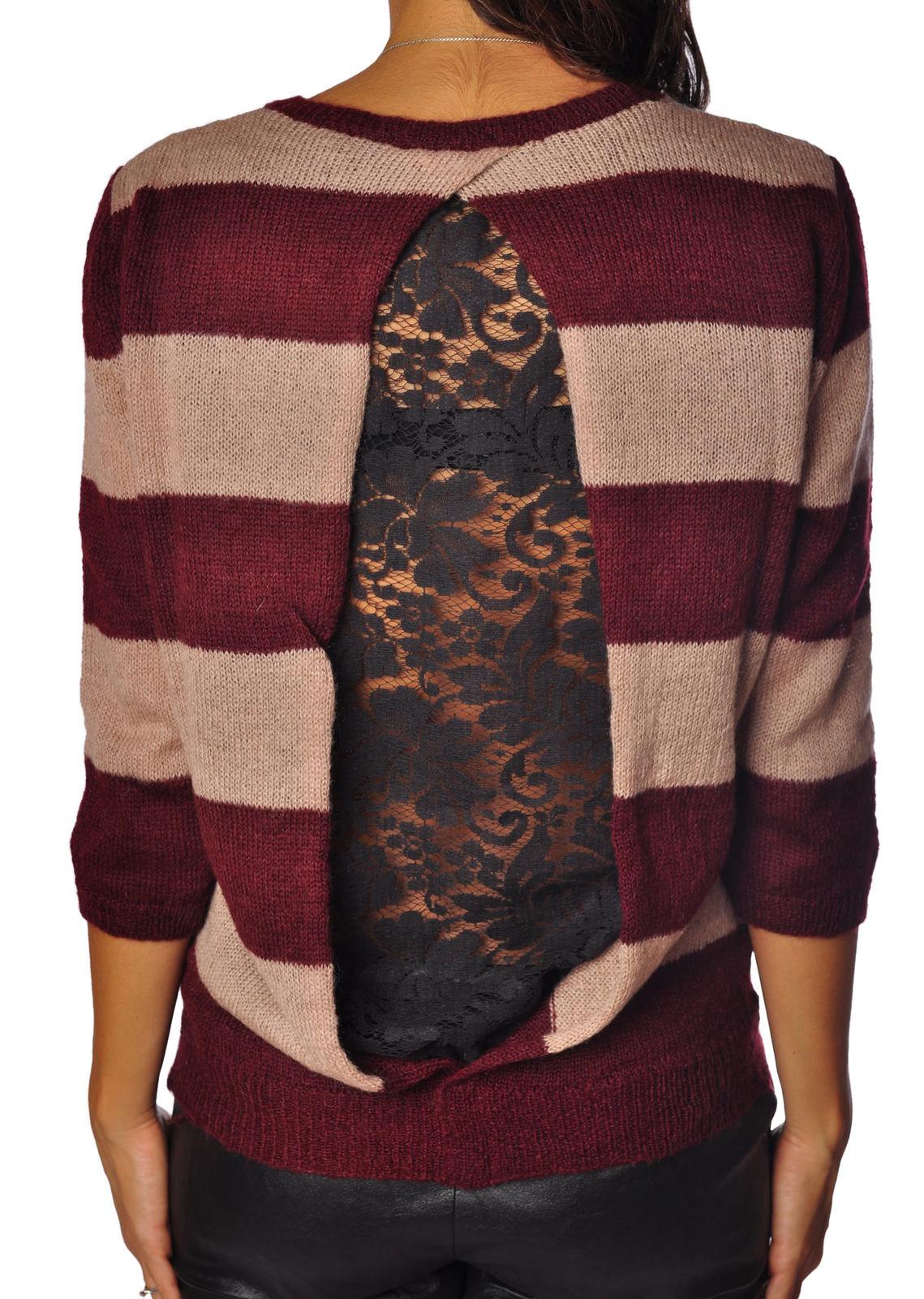 Soallure - Knitwear-Sweaters Knitwear-Sweaters Knitwear-Sweaters - woman - 718317C183718 11417e