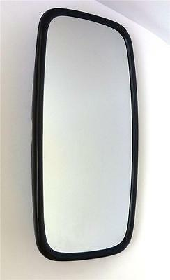 2x Retrovisore 37x18 Cm Specchio Per Iveco Volvo Mercedes Bus Camion Trattore