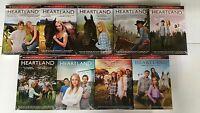 Heartland Complete First To Ninth Seasons (seasons 1-9) Dvd Region 1