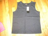 Women's Jenny Buchanan Black Tank Top Size P/l
