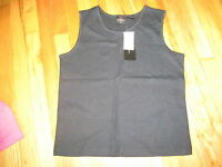 Women's Jenny Buchanan Black Tank Top Size P/l