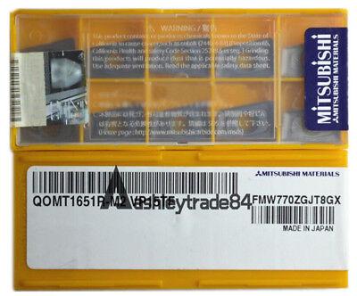 10pcs//box  NEW Mitsubishi APMT1604PDER-M2 VP15TF Carbide Inserts