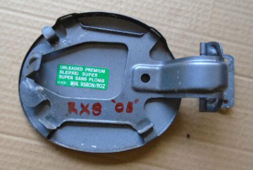 METALLIC GREY PETROL FUEL FLAP COVER PANEL MAZDA RX8 RX-8 192 231 PS