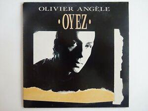 OLIVIER-ANGELE-OYEZ-CD-Single-Promo