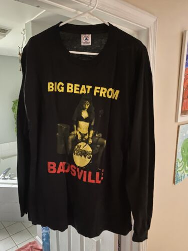 The Cramps Big Beat From Badsville Lg Longsleave V