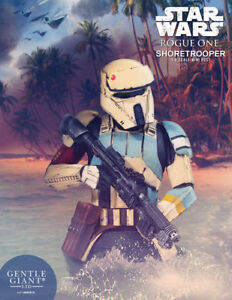 Petit buste géant Star Wars Rogue One Shoretrooper 1/6