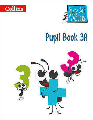 Busy Ant Maths European edition - Pupil Book 3A by HarperCollins Publishers...