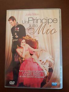 Un-Principe-Tutto-Mio-Dvd-Fuori-Catalogo-Edizione-Vendita