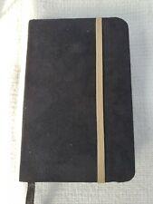 Derwent Hardcover Black Velvet Pocket Notebook