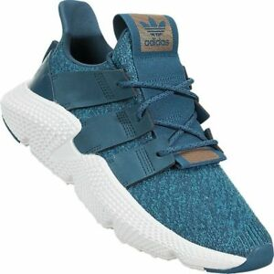 Image is loading Adidas-Originals-Prophere-Women-s-Running-Shoes-Teal- 7f028a50a
