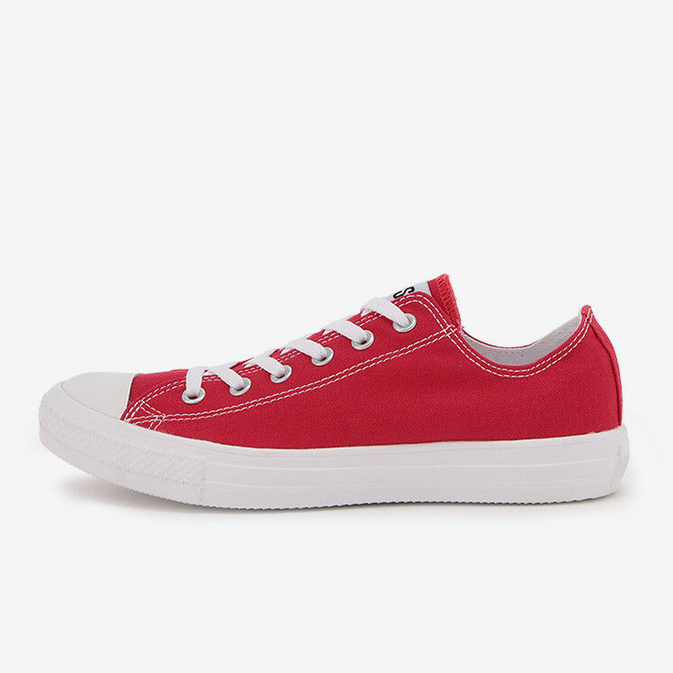 CONVERSE ALL STAR LIGHT OX Red Limited Chuck Taylor Japan Exclusive