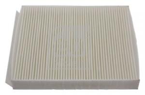 Febi 32593 filtro frase espacio interior aire polen filtro interior filtro