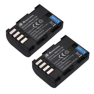 2-pack-Battery-For-PANASONIC-DMW-BLF19-DMW-BLF19E-Lumix-DMC-GH3-DMC-GH4-2200mAh