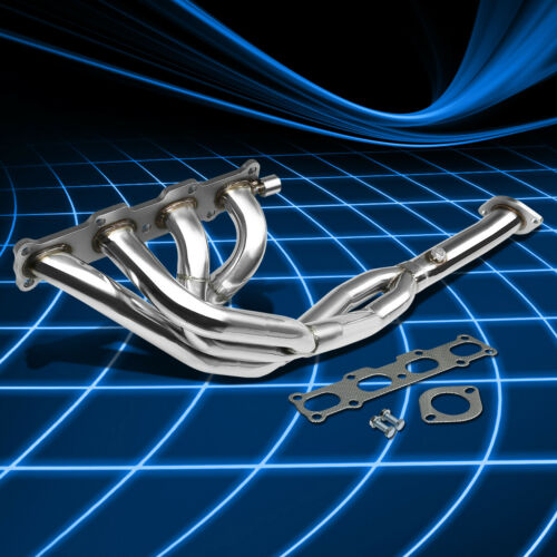Para 94-97 Mazda Miata MX-5 te 1.8L Aço Inoxidável de desempenho do cabeçalho Coletor De Escape