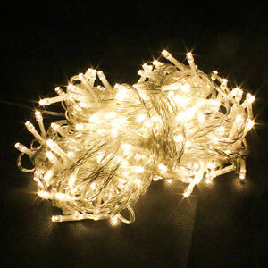 100-200-300-400-500-LED-String-Fairy-Lights-Indoor-Outdoor-Xmas-Christmas-Party