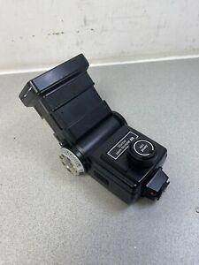 Vivitar 285HV Zoom Thyristor Vari Power Speed Light Flash