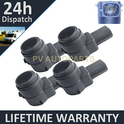 4X FOR VAUXHALL CORSA ZAFIRA MERIVA AMPERA PDC PARKING DISTANCE SENSOR 4PS2902S
