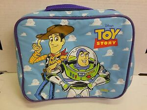 4912d3777fc Toy Story Disney Lunch Box Woody and Buzz Lightyear by Thermos ...
