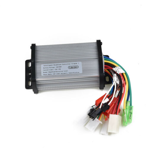 36//48V 500W Ebike Electric-Bicycle Brushless DC Motor Speed Controller Dual Mode