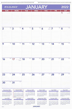 2022 Wall Calendar By At A Glance 20 X 30 Extra Large Monthly Pm428