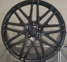 "22"" Mercedes G Wagon G63 G55 Brabus Rims G Class G300 G400 G500 G550 G55 Wheels"