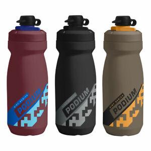 Camelbak-Podium-Dirt-Series-21oz-Water-Bottle-620ml-Mountain-Bike-MTB-Mud-Cap