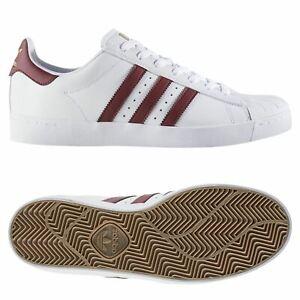 Originaux De Homme Blanches Adidas Superstar Vulc Chaussures À 5jqSc3L4AR