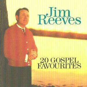 Jim-Reeves-20-Gospel-Favourites-CD-1998-NEW-FREE-Shipping-Save-s