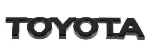 For Toyota Tacoma 2011-2013 X-Runner 4.0L V6 Plate Rear Body Nameplate Genuine