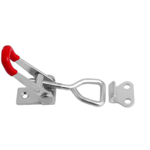 CW/_ USEFUL Quick Toggle Clamp Clip Holding Metal Latch Hand Adjustable Tool