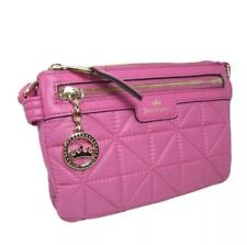 c89b3387c item 7 NWT Authentic Pink Juicy Couture Crown Jewel Quilted Crossbody Bag  -NWT Authentic Pink Juicy Couture Crown Jewel Quilted Crossbody Bag