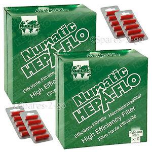 20-x-Numatic-NVM2BH-Vacuum-604016-Bags-All-Steel-NQS350B-Hoover-Fresh
