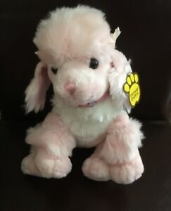 CUTE-PINK-POODLE-SOFT-TOY