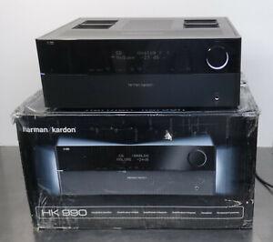 Harman Kardon HK 990 Stereo Amplifier Verstärker + Verpackung no Remote control