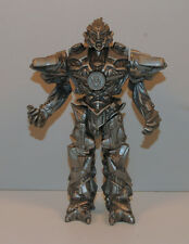 "5.75"" Silver Megatron Movie Version Action Figure Transformers"