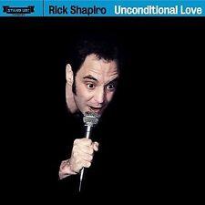 RICK SHAPIRO - UNCONDITIONAL LOVE * (NEW CD)