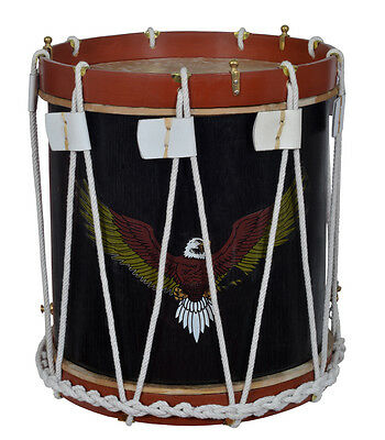 renaissance drum 16x16 military heritage drum reproduction ebay. Black Bedroom Furniture Sets. Home Design Ideas