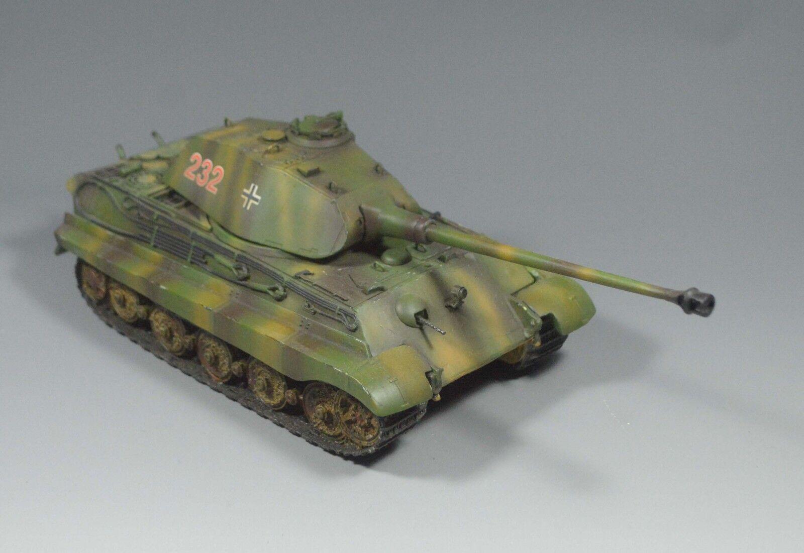 compras en linea 1 1 1 35 projoefinidas y pintado a mano Segunda Guerra Mundial Tigre rey alemán  precios razonables