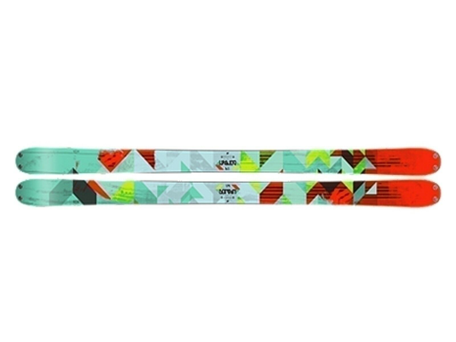SCI men K2  1050200  DOMAIN + SQUIRE 11 GREEN RED